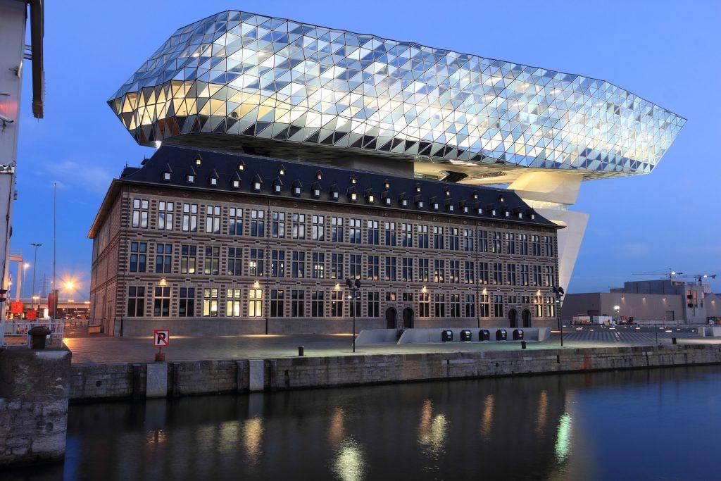 Kreuzfahrt Antwerpen