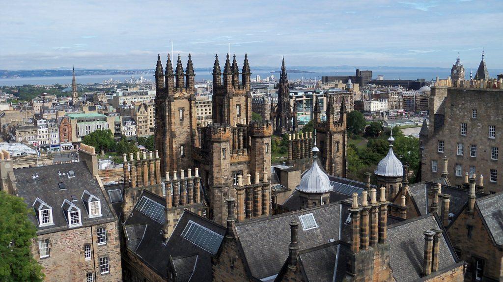 Kreuzfahrt: Edinburgh