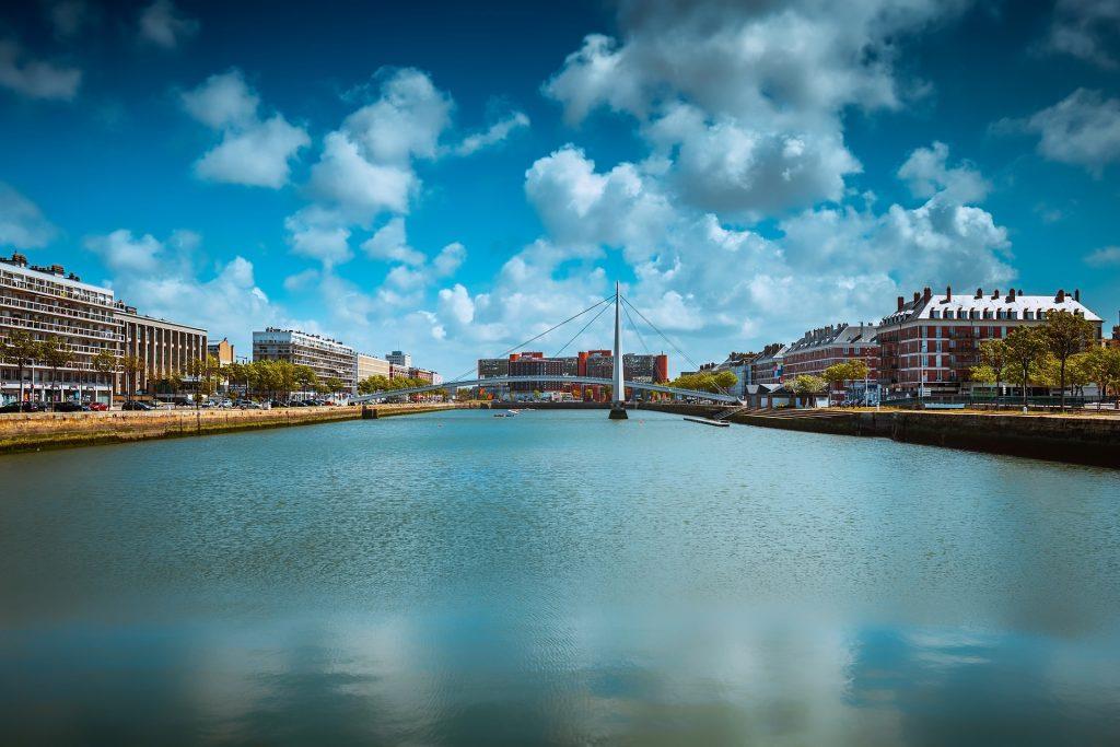 Kreuzfahrt: Le Havre