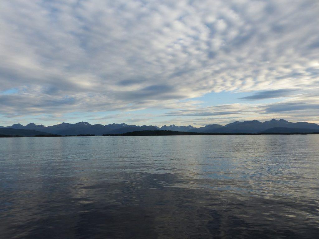 Kreuzfahrt: Molde
