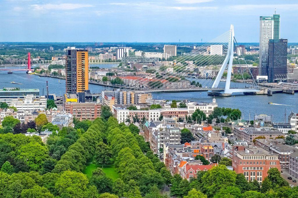 Kreuzfahrt: Rotterdam