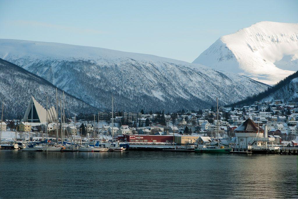 Kreuzfahrt: Tromsø