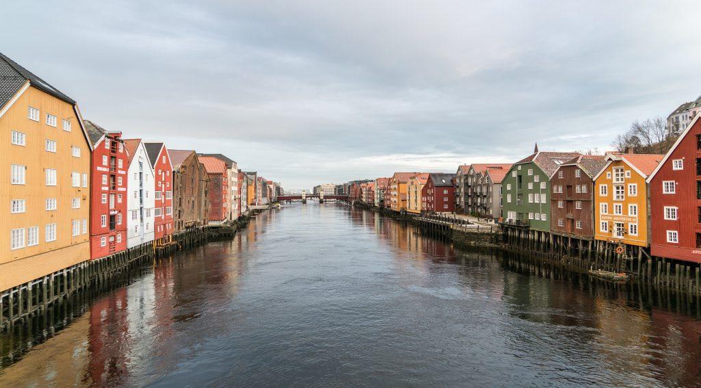 Kreuzfahrt: Trondheim