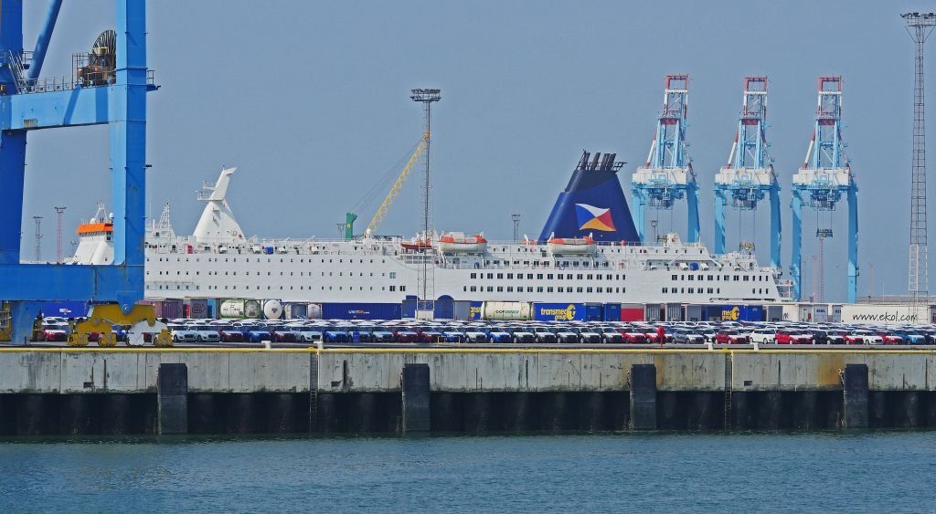Kreuzfahrt: Zeebrugge
