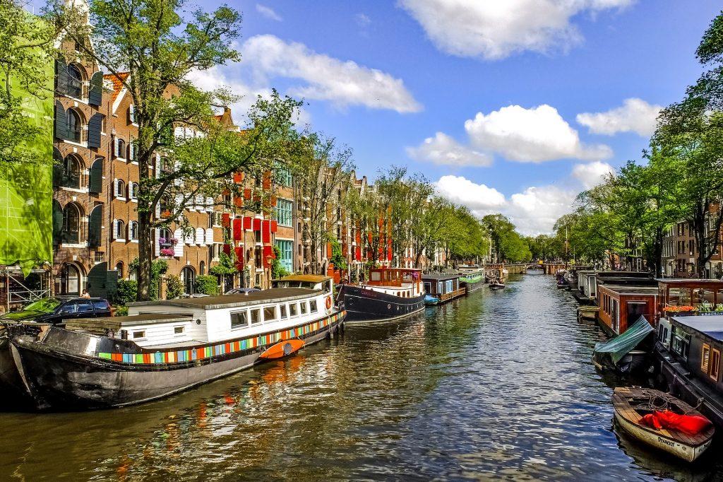 Kreuzfahrt: Amsterdam