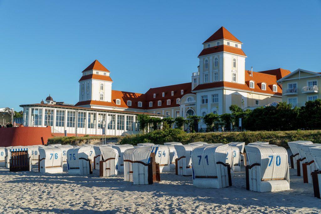 Ostsee-Kreuzfahrt: Binz