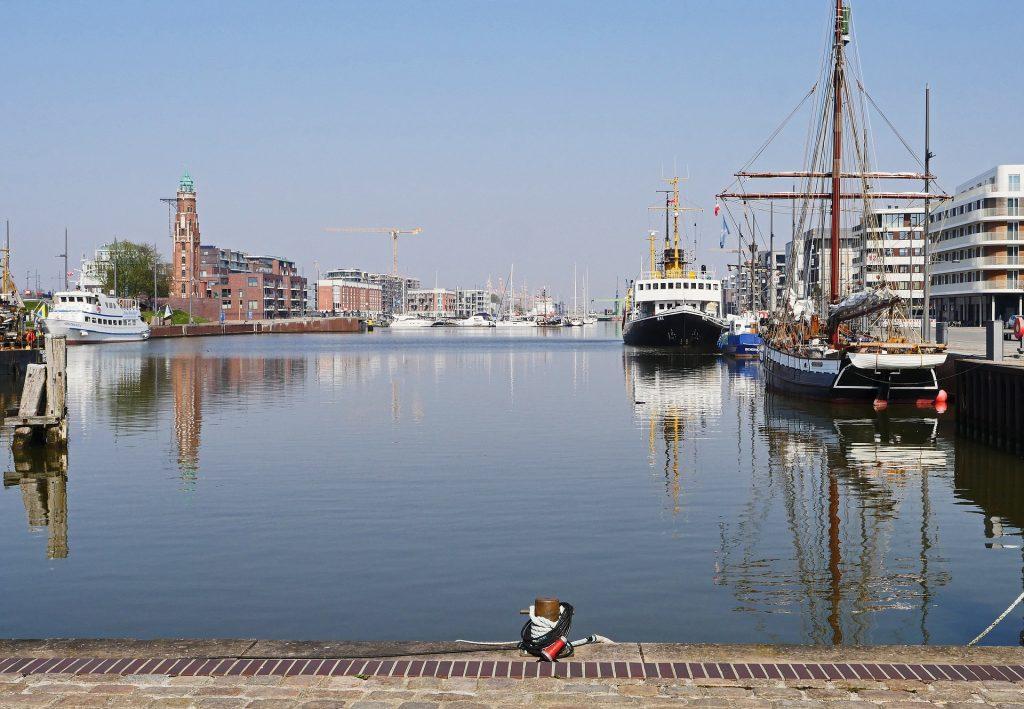 Kreuzfahrt: Bremerhaven