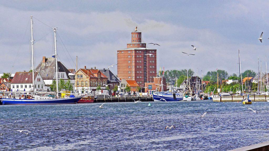 Ostsee-Kreuzfahrt: Eckernförde