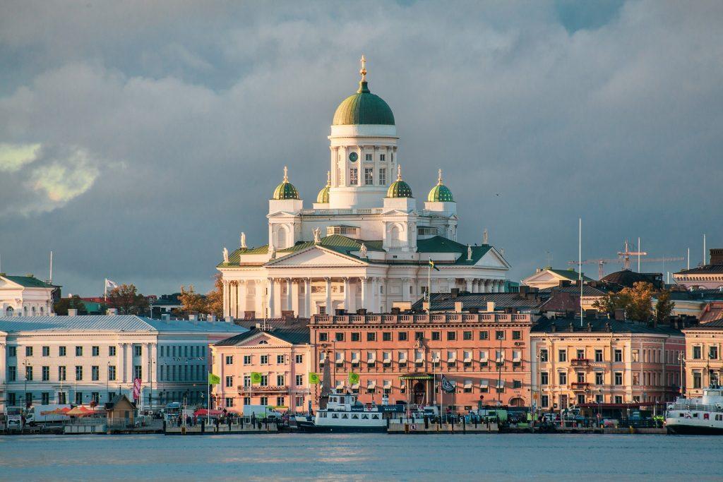 Ostsee-Kreuzfahrt: Helsinki
