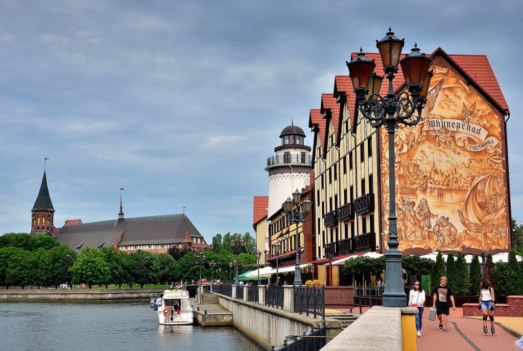 Ostsee-Kreuzfahrt: Kaliningrad