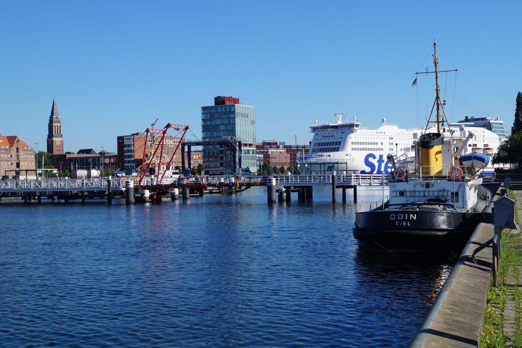 Kreuzfahrt: Kiel