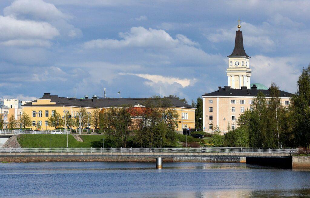 Ostsee-Kreuzfahrt: Oulu