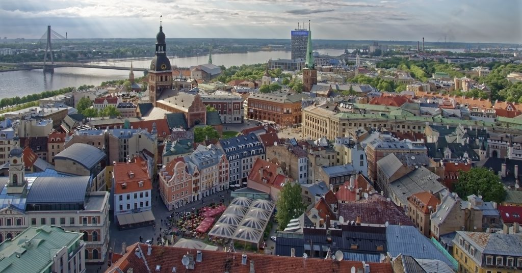 Ostsee-Kreuzfahrt: Riga