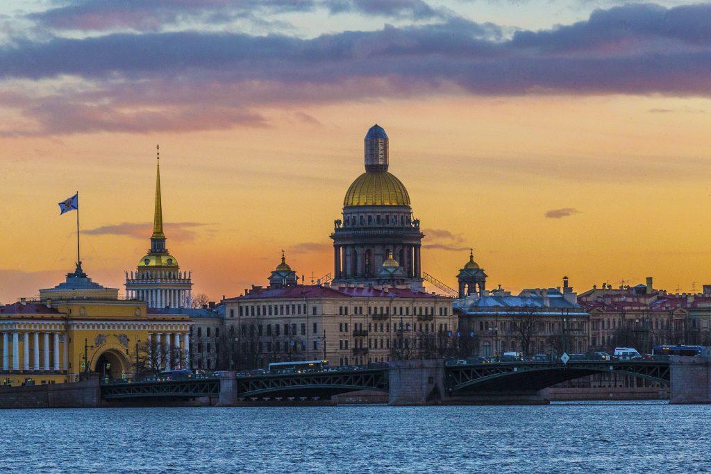 Ostsee-Kreuzfahrt: Sankt Petersburg