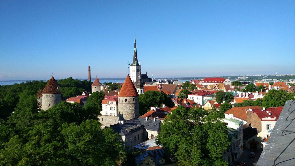 Ostsee-Kreuzfahrt: Tallinn