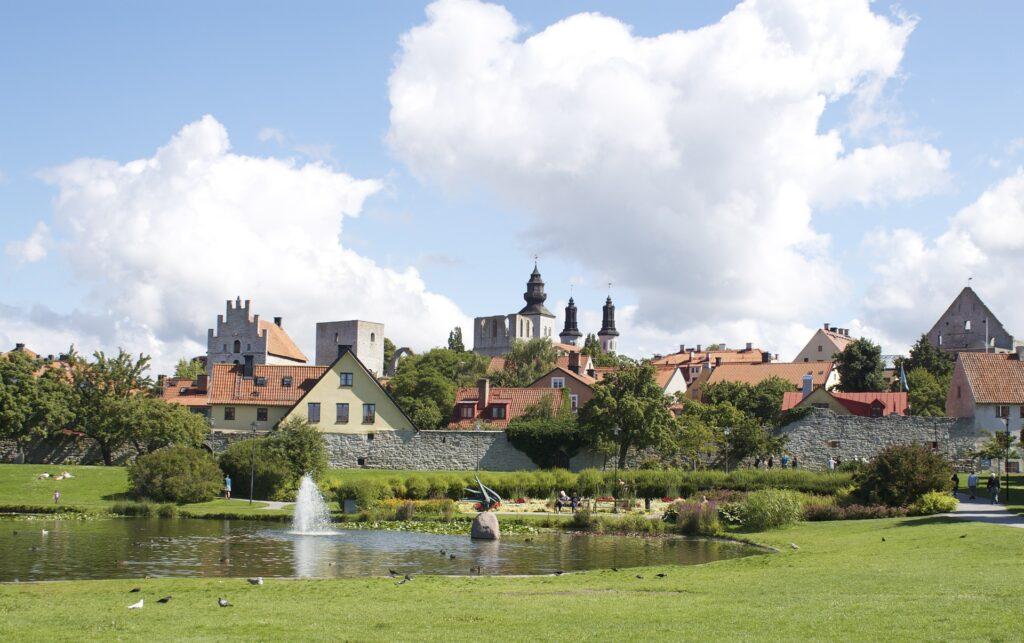 Ostsee-Kreuzfahrt: Visby