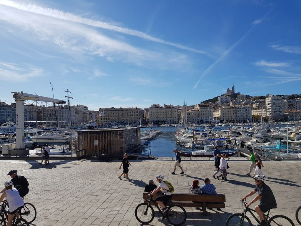 E-Bike- oder Segway-Tour durch Marseille