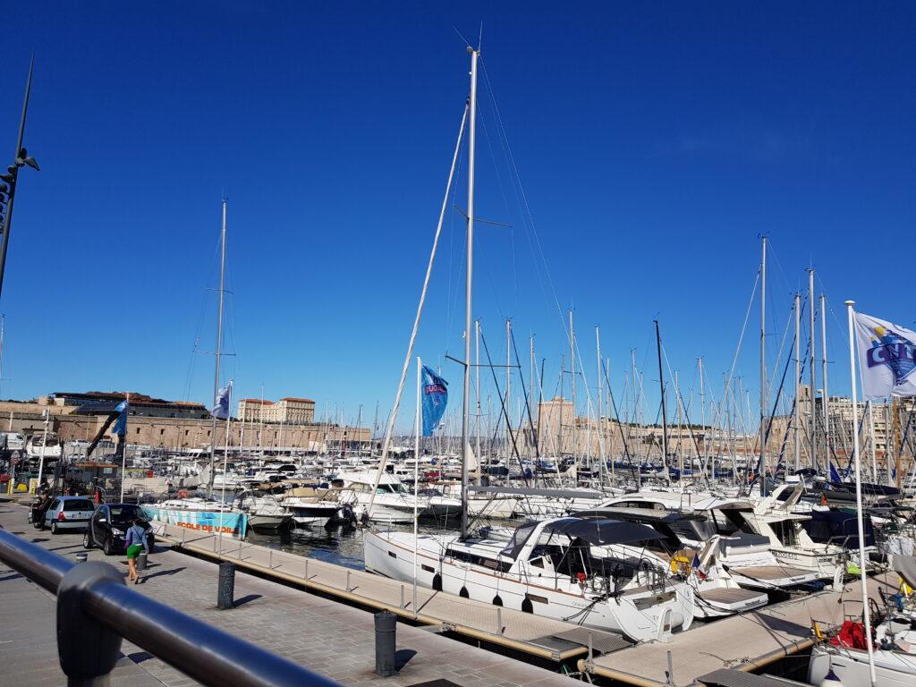 Vieux Port: Alter Hafen von Marseille