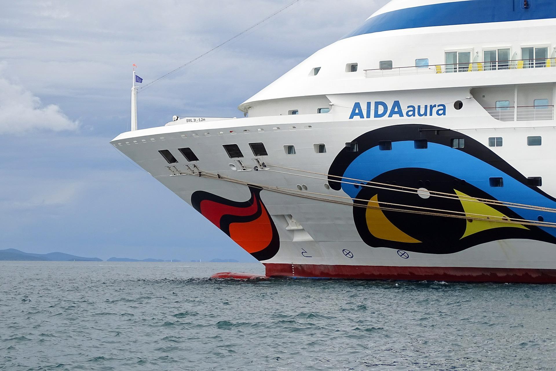 AIDA Weltreise 2020 mit AIDAaura
