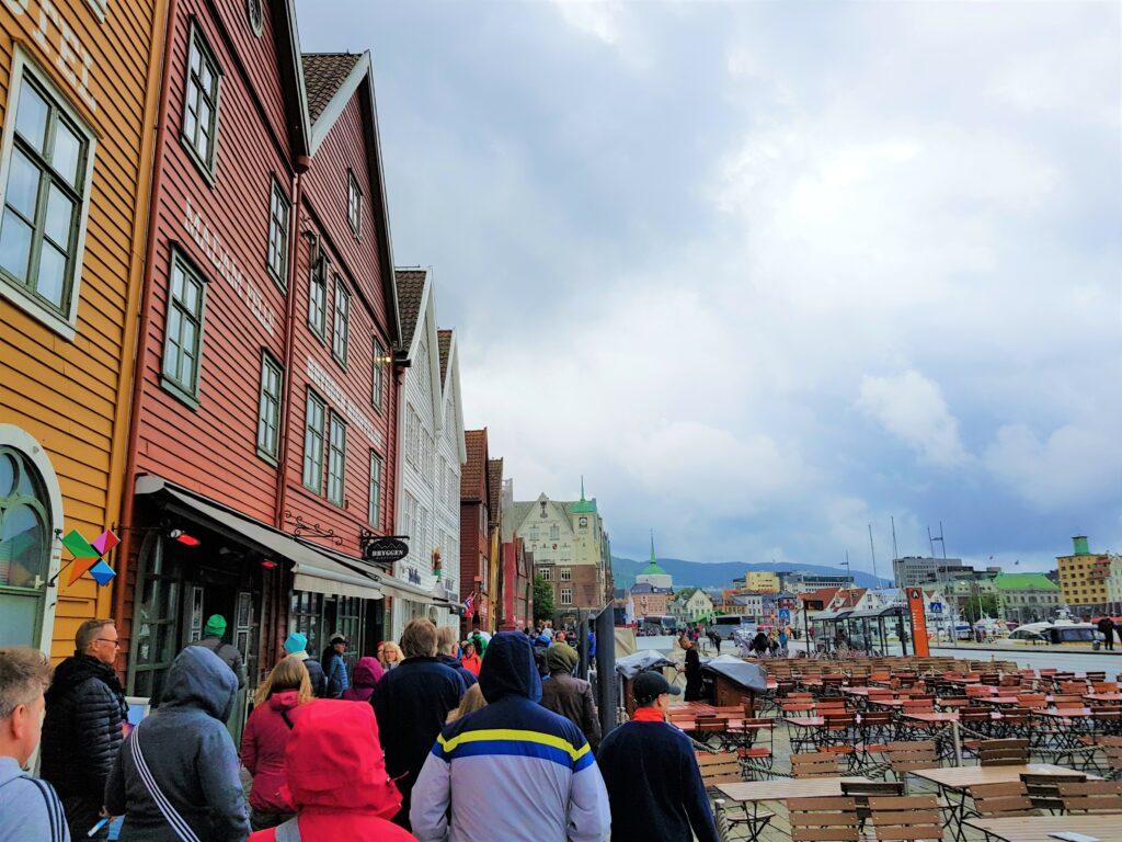 Deutsche Bryggen Bergen