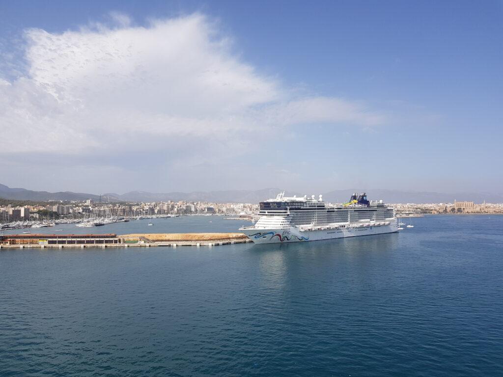 Kreuzfahrthafen Palma de Mallorca