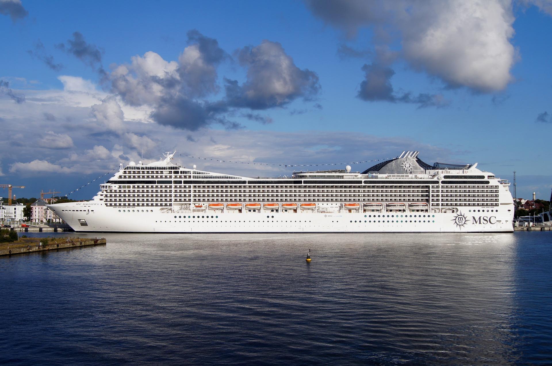 MSC Kreuzfahrten Weltreise 2020