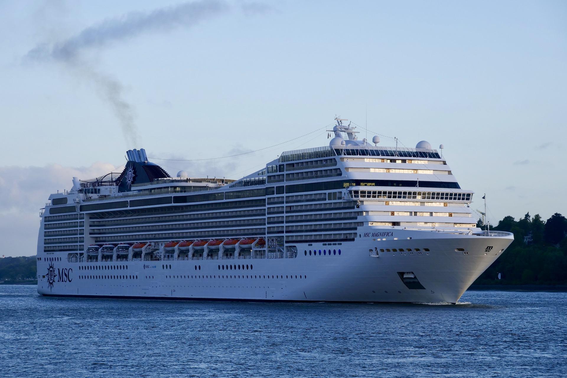 MSC Kreuzfahrten Weltreise 2022