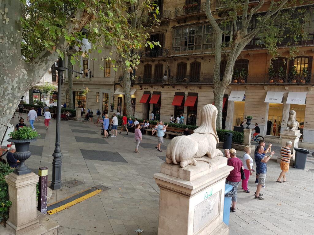 Passeig del Borne Palma de Mallorca