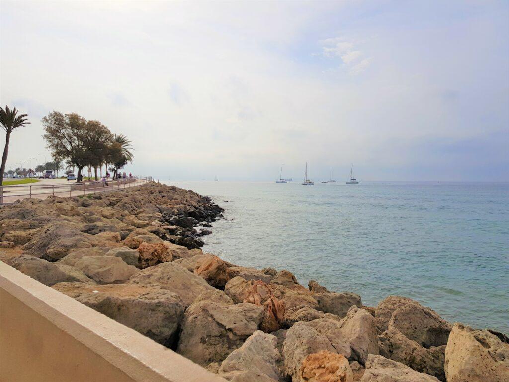 Promenade Palma de Mallorca