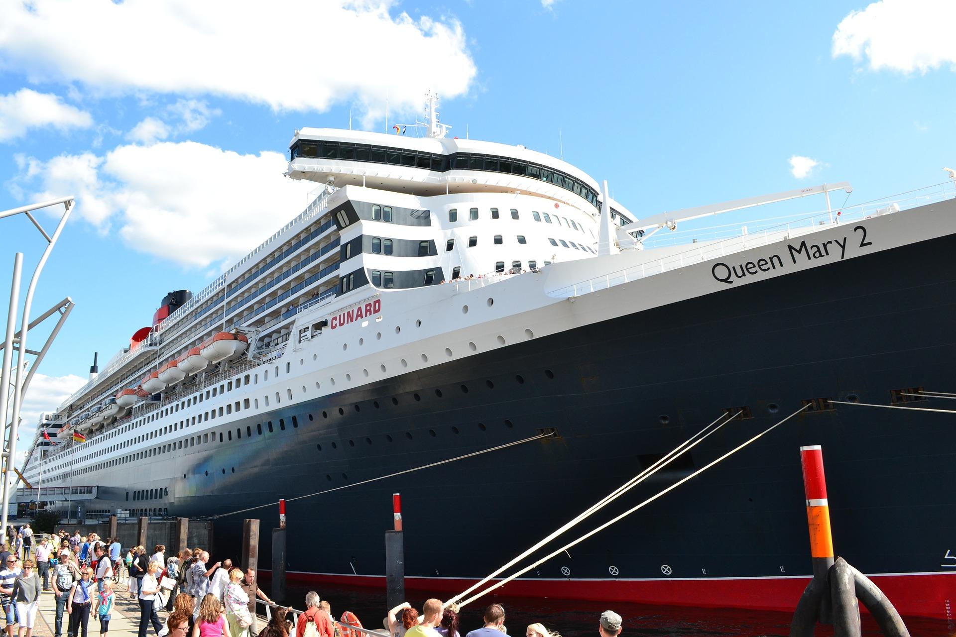 Queen Mary 2 Weltreise 2020
