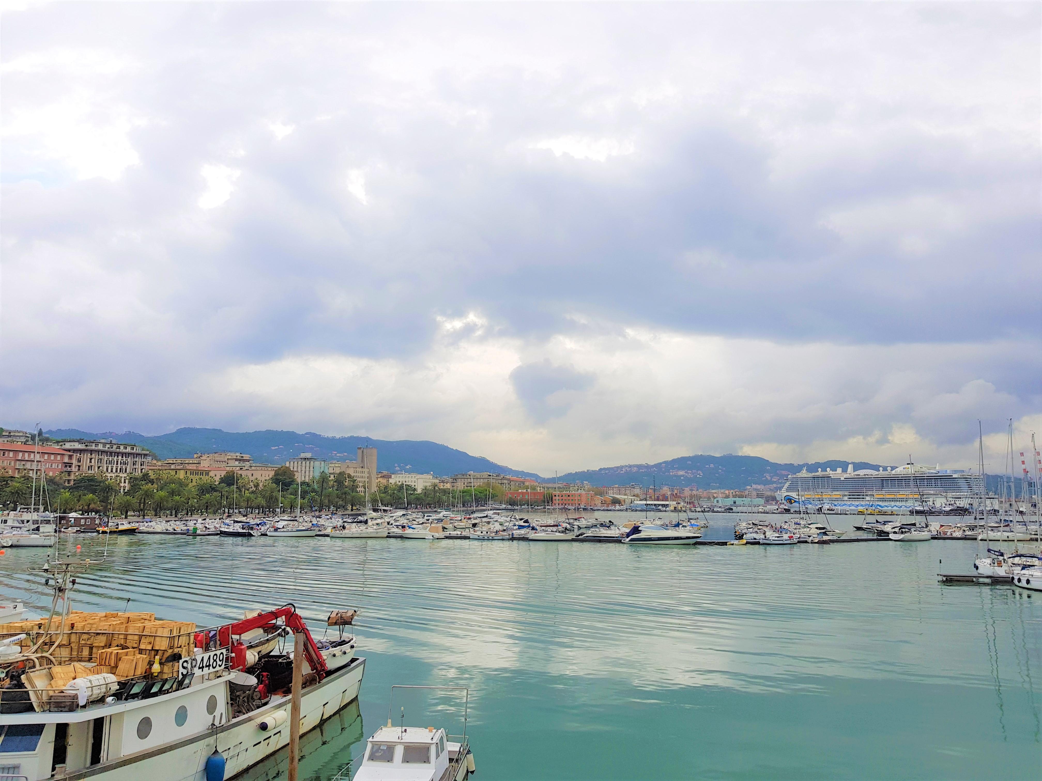 Kreuzfahrt nach La Spezia: Hafen, Ausflüge & Sehenswürdigkeiten