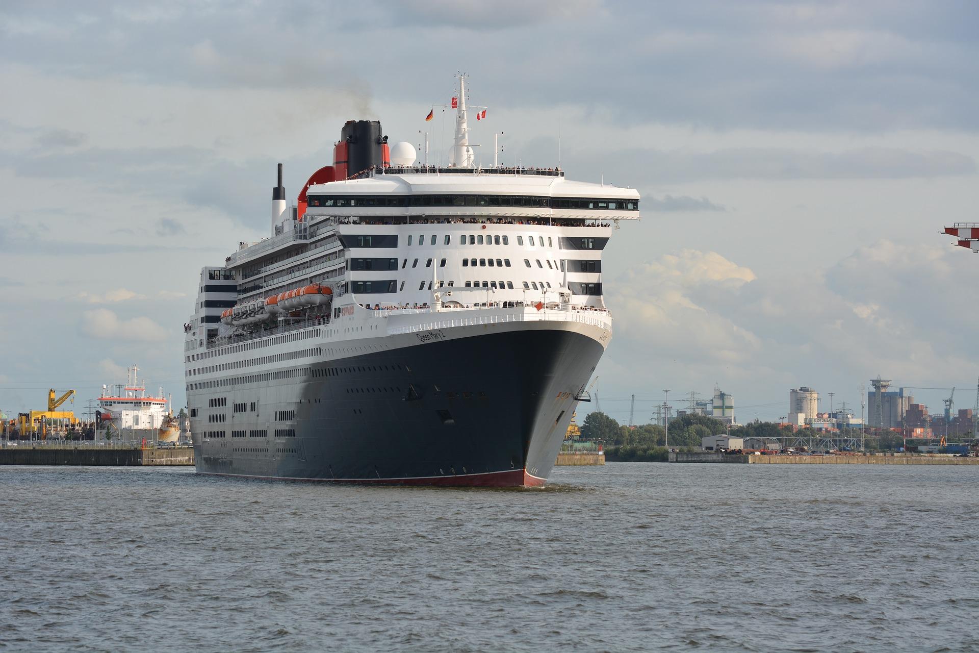 Queen Mary 2 Weltreise 2021