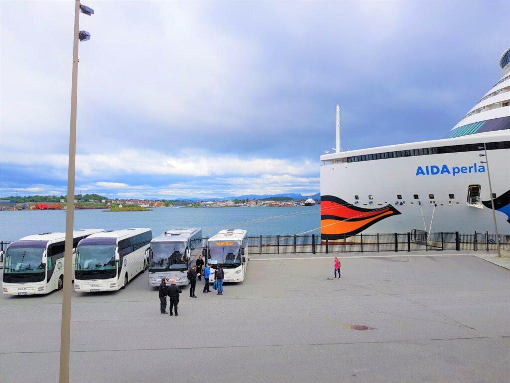 Kreuzfahrthafen Stavanger