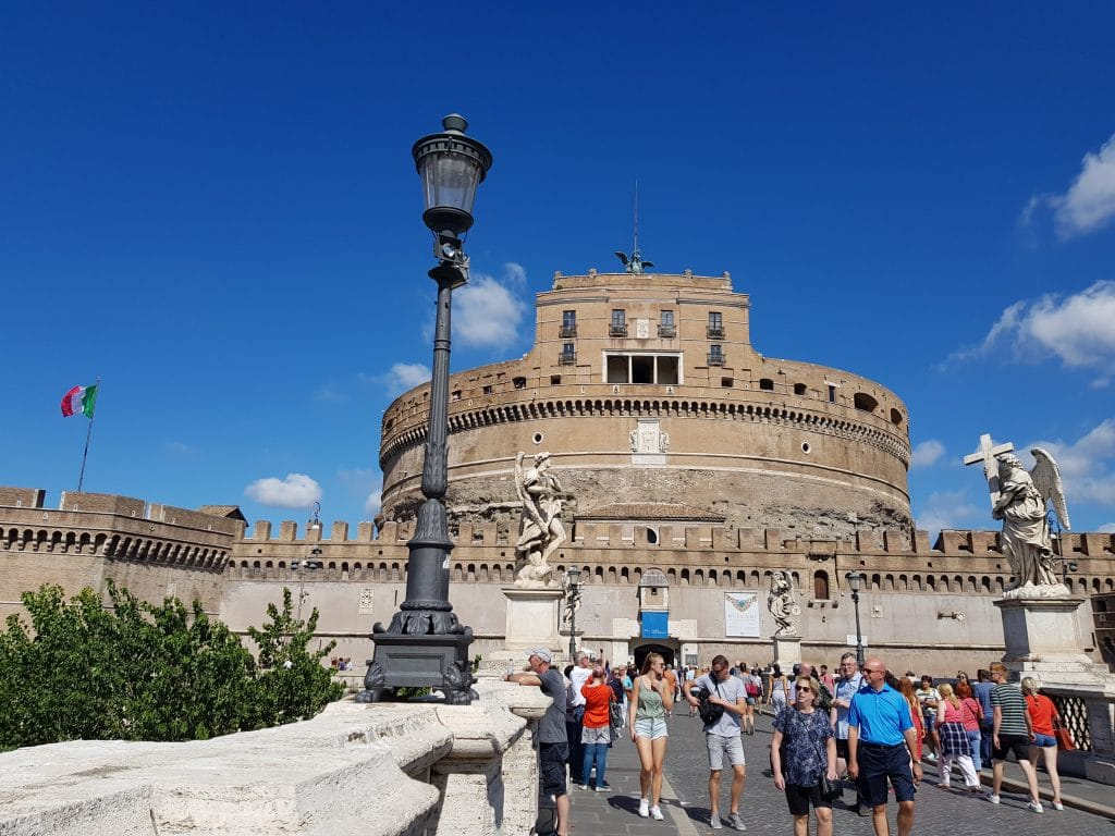 Castel Sant' Angelo Rom