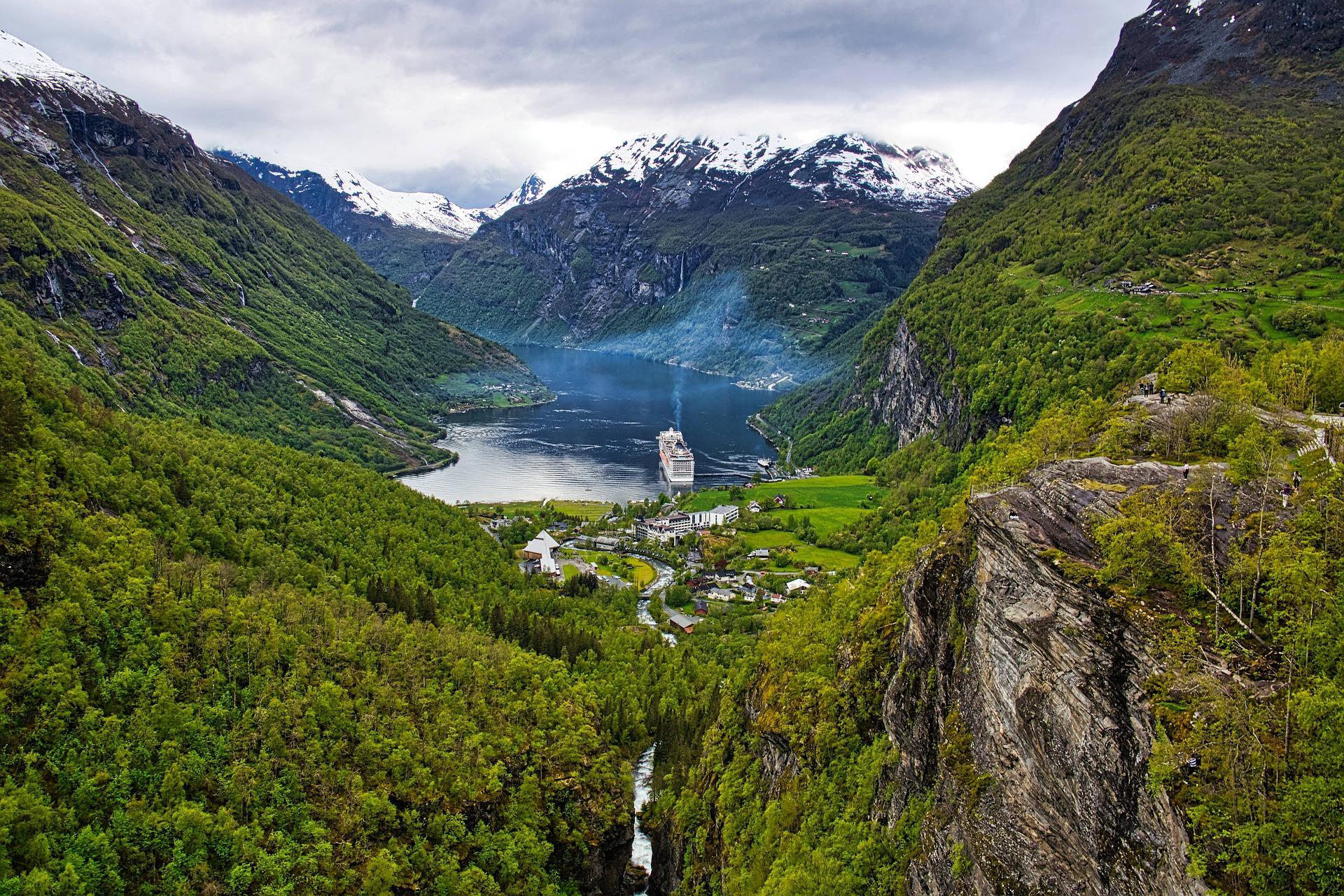 Minikreuzfahrt nach Norwegen: Sehenswürdigkeiten & Tipps